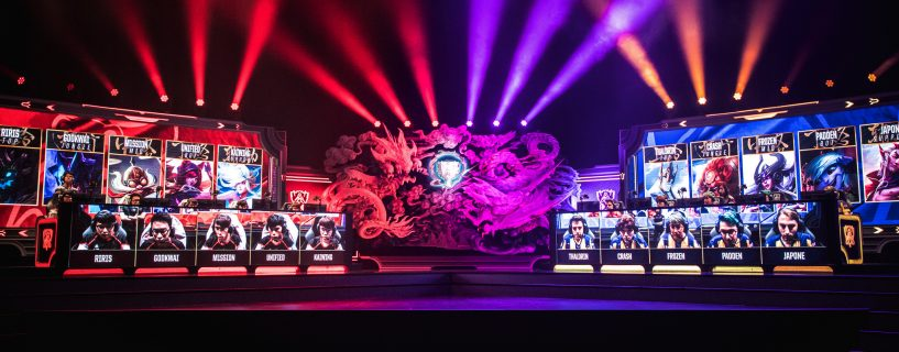 المشاكل التي ظهرت في اليوم الثالث من بطولة العالم Worlds في League of Legends