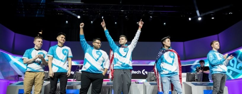 Cloud9 among the first arrivals to ELEAGUE Premier 2017 semi finals