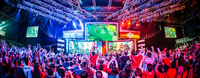 What's your take on the eSports scene in the Middle East? Give us your opinions