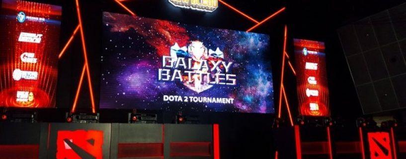 بطولة Galaxy Battles تعود من جديد مع جائزة مليون دولار للعبة دوتا 2