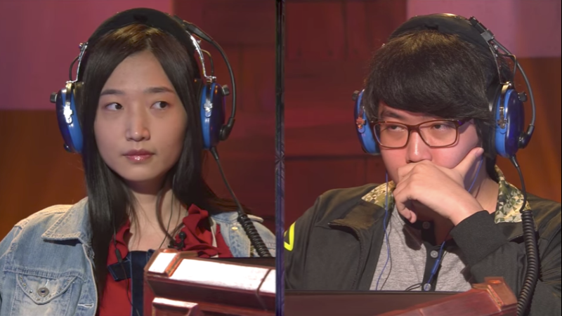Photo of He waved at her in this Hearthstone championship, received major backlash