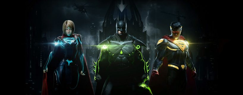 Injustice 2 is finally landing on PC, Open Beta kicks off today