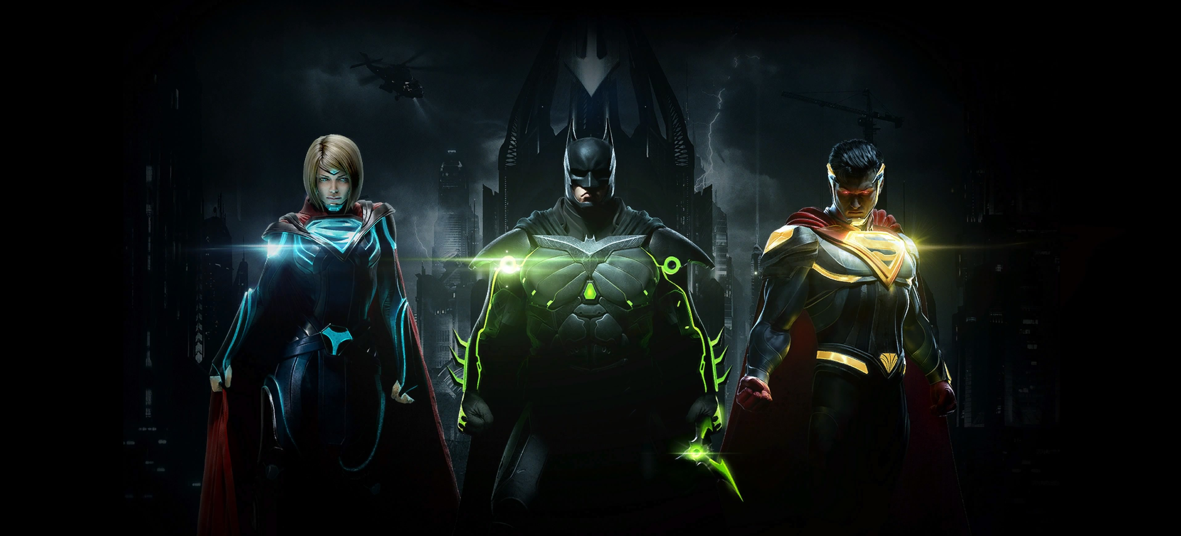 Photo of Injustice 2 is finally landing on PC, Open Beta kicks off today