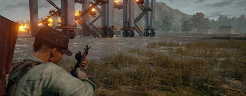 "PUBG developers are ""in talks"" with Sony to bring a PS4 version of the game"