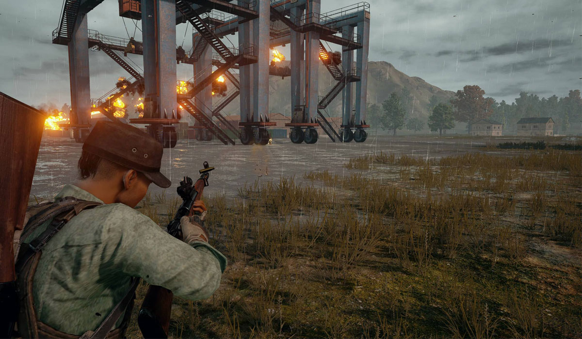 "Photo of PUBG developers are ""in talks"" with Sony to bring a PS4 version of the game"