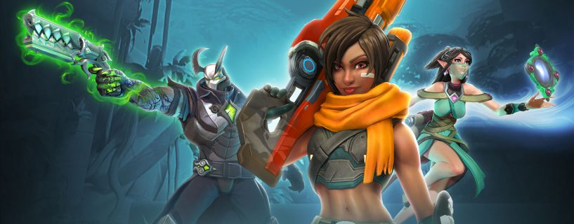 Paladins Console Series announced, bringing eSports to console fans of the game