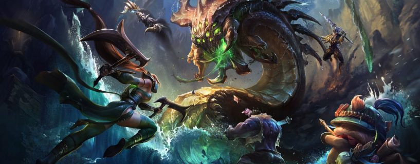 Most changes in today Patch 7.20 in League of Legends