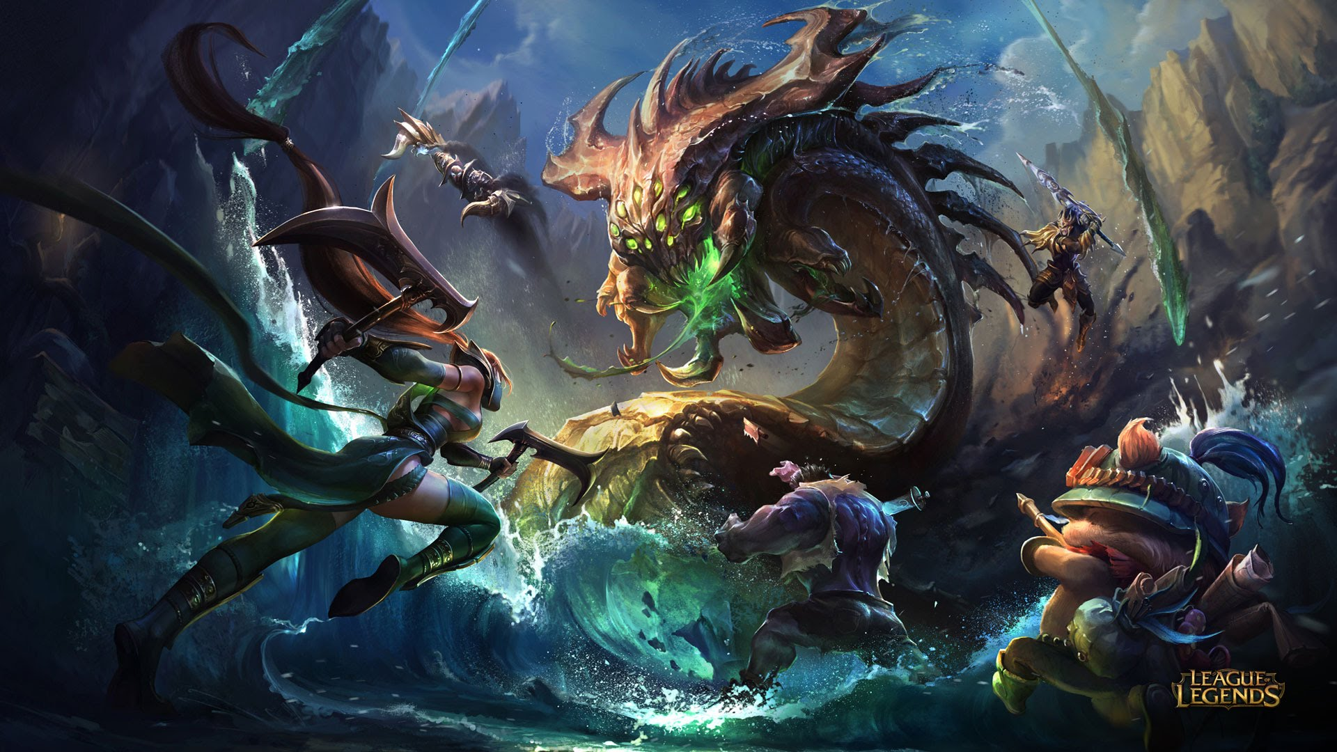 Photo of Most changes in today Patch 7.20 in League of Legends