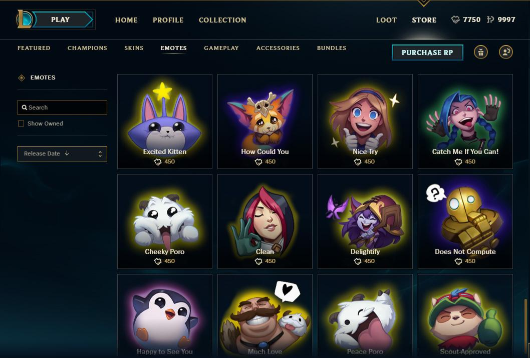 Photo of League of Legends gets new Emote feature