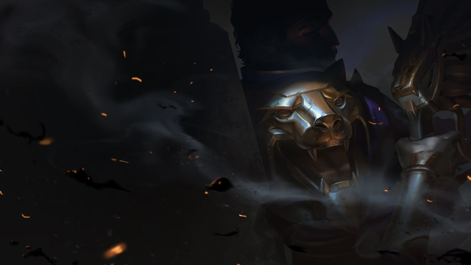 Riot announced Victorious skin for this season in League of Legends