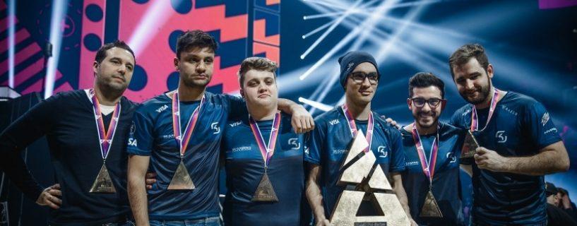 BLAST Pro Series Copenhagen 2017 grand finals were another shocking results