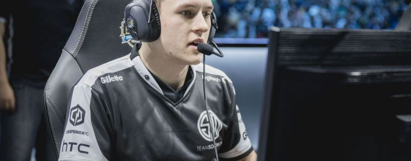 Cloud9 picked Svenskeren to complete their roster for next season in League of Legends