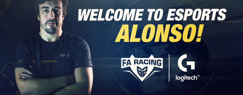 Formula 1 world champion Fernando Alonso sets his foot in eSports
