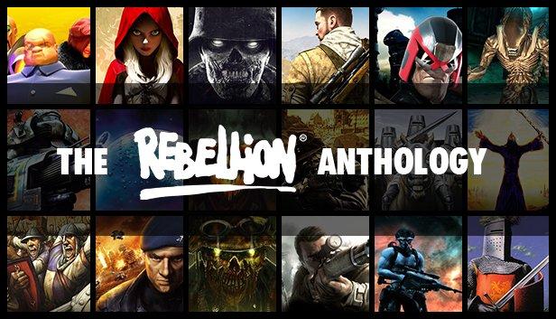 أغلى الأشياء على Steam - Rebellion Anthology