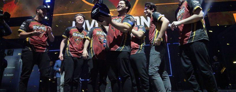 الفريق الاسترالي Renegades بطلاً للمرة الأولى في 2017 بتغلبه على أحد أفضل الفرق في StarLadder i-League