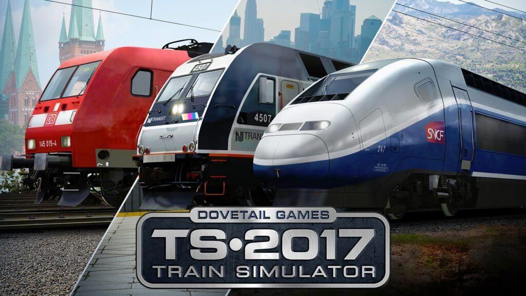 أغلى الأشياء على Steam - Train Simulator 2017