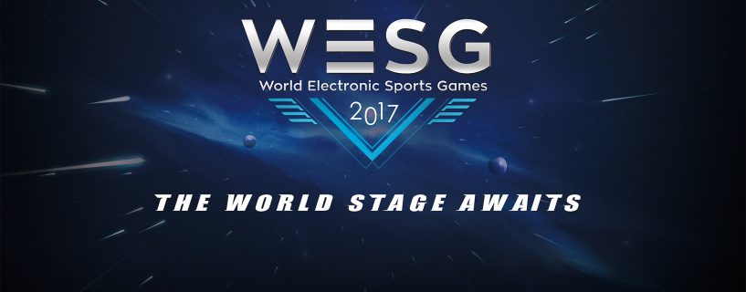 Registration now open for West Asia countries in WESG 2017 qualifiers and more