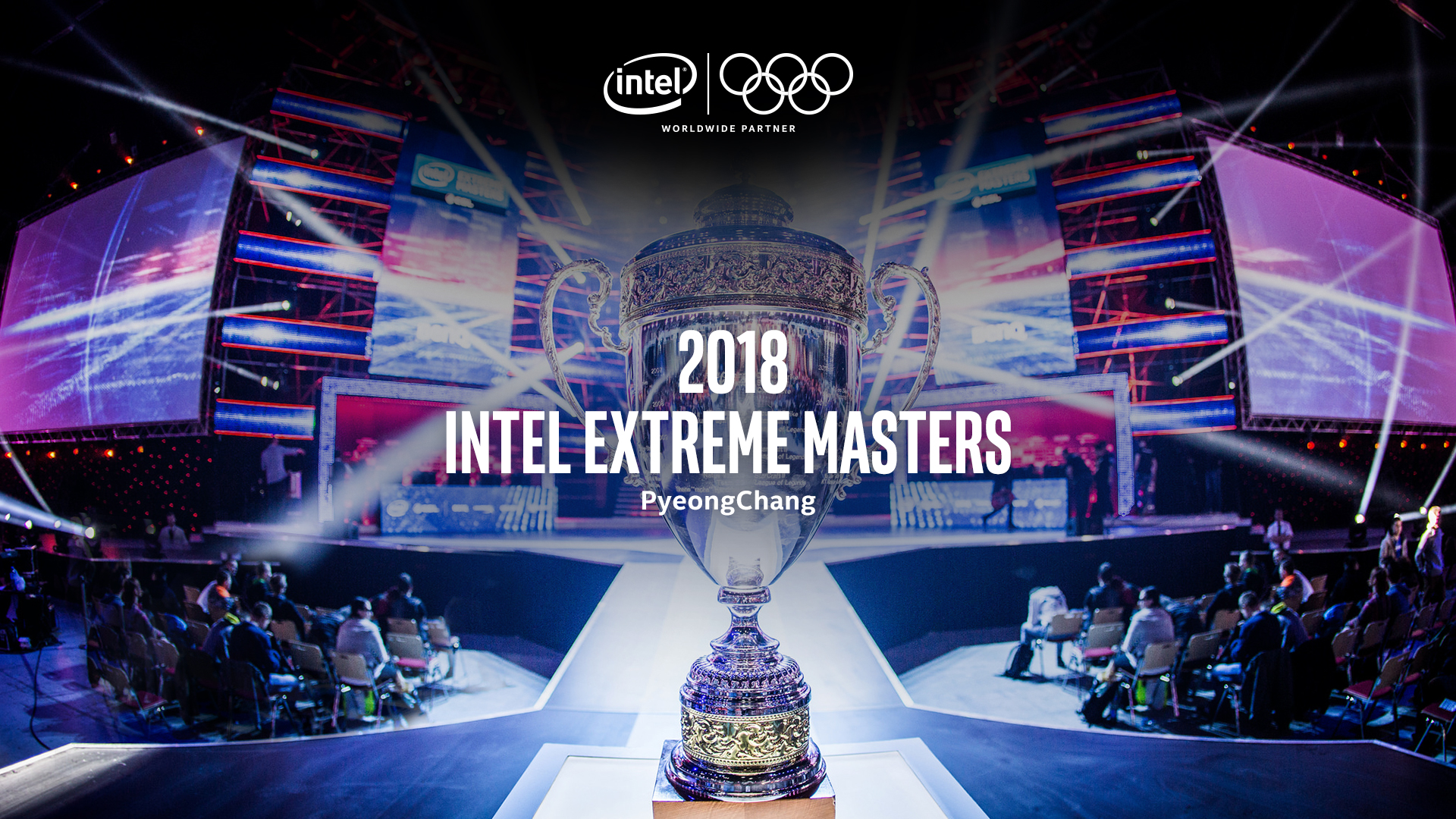 Intel Extreme Masters PyeongChang Olympic Winter Games 2018
