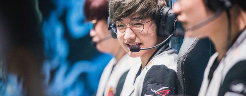 اللاعب Peanut يغادر فريق SK Telecom T1 في League of Legends