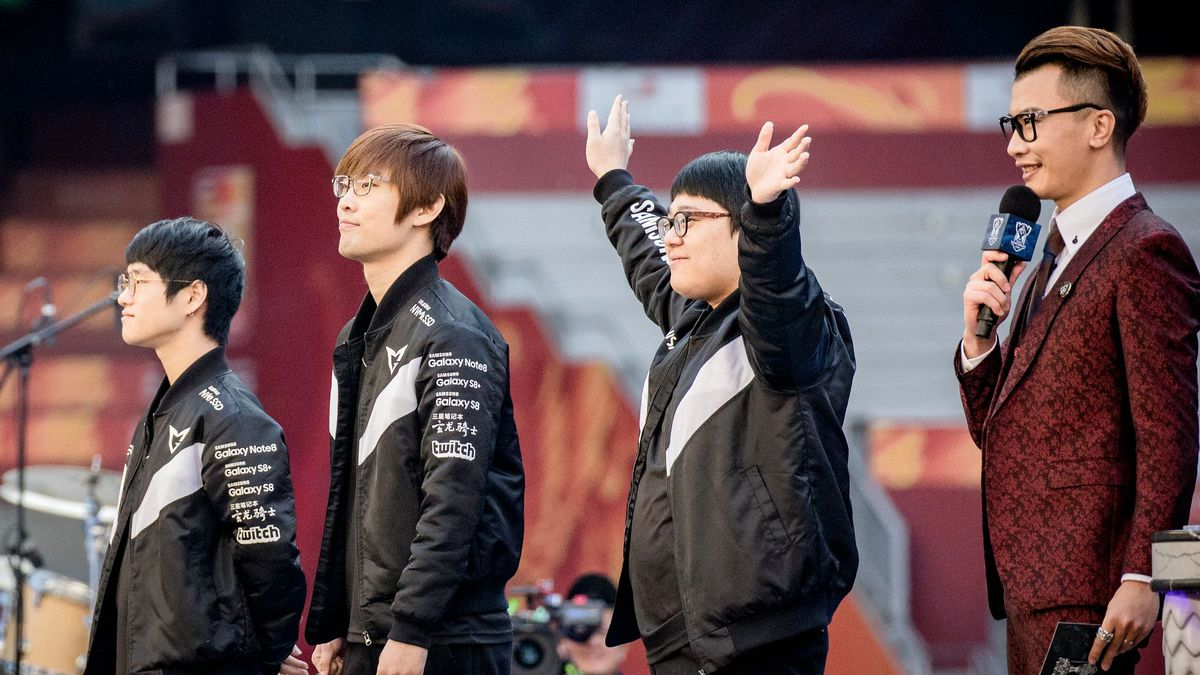 Photo of Congratulation to Samsung Galaxy for League of Legends World Championship