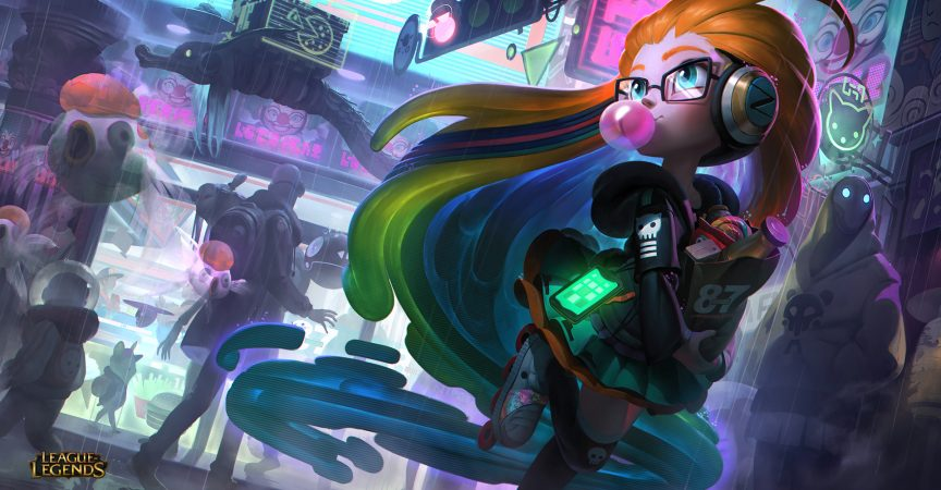 Photo of The new champion Zoe and her Abilities in League of Legends