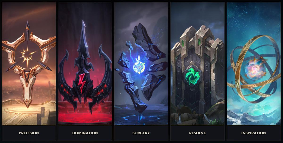 Photo of خمسة من طرق بناء الRunes من أجلك استعدادا للموسم القادم في League of Legends