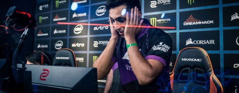 CLG quits CS: GO competitions because of financial woes