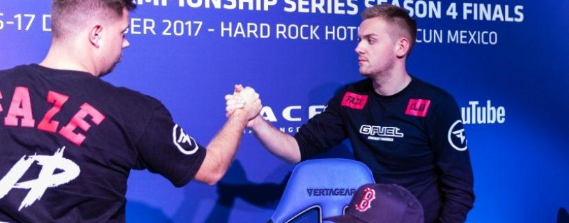 World biggest teams meet and clash in ECS season 4 finals