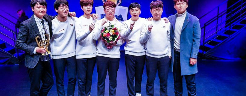 Here's your KeSPA Cup League of Legends winner, and it's not SKT
