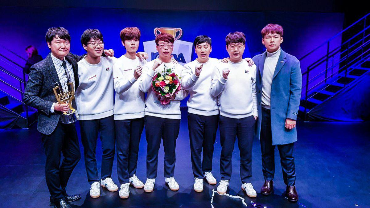 Photo of هذا هو الفريق الفائز في كأس KeSPA Cup الكوري للعبة League of Legends، وهو ليس SKT