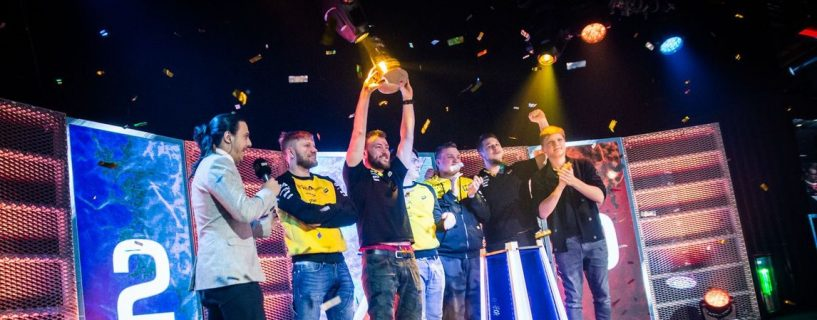 Na'Vi comes out as champions for the first time this year at DreamHack Winter