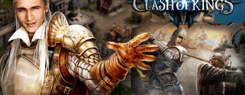Epic historical battles find their place on a virtual landscape with Clash of Kings Dubai tournament
