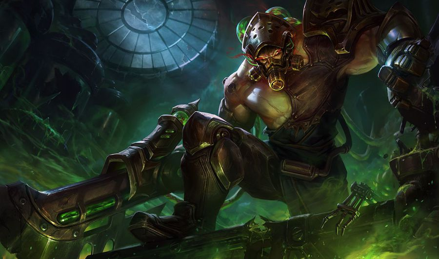 Photo of Some incredible Tryndamere changes are on the way to League of Legends