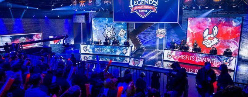 هنا تصنيف الفرق في الأسبوع الأول لبطولة الإتحاد الأوروبي EU LCS في League of Legends