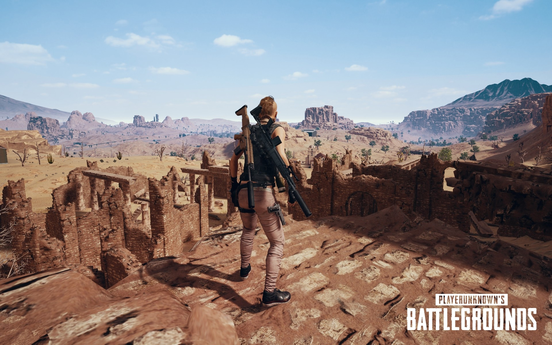 Photo of PUBG desert map so disliked it got removed from tournaments? Hundreds of cheat developers caught and more