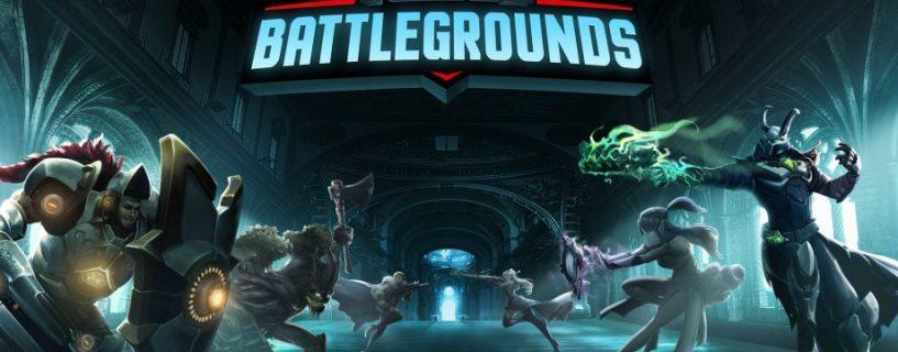 حمى ألعاب النجاة تستمر مع الإعلان عن نمط Paladins: Battlegrounds المجاني