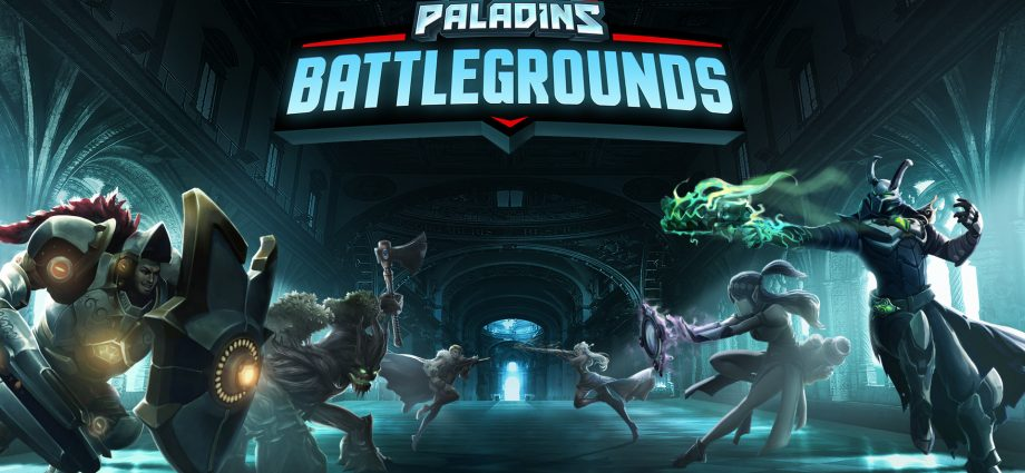 Photo of Battle Royale fever continues with Paladins: Battlegrounds announcement