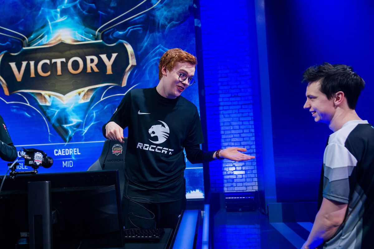 Photo of The results for the first week in EU LCS 2018 in League of Legends