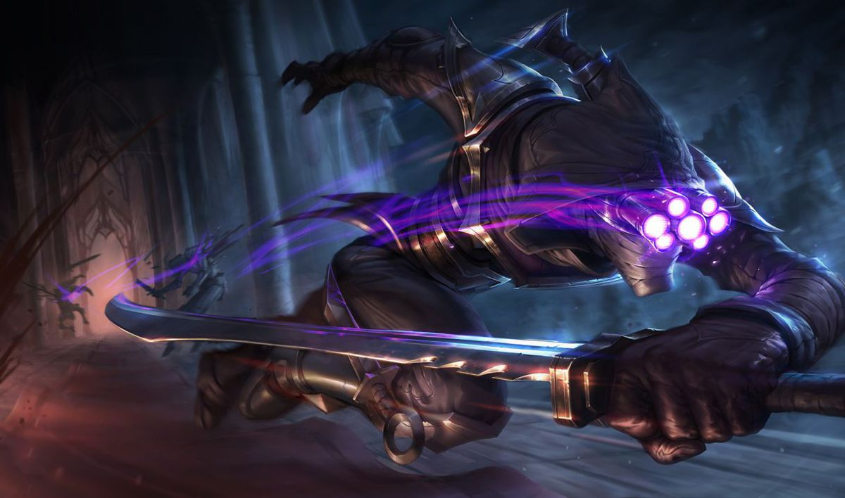 Photo of Some interesting changes on the way to Master YI in League of Legends