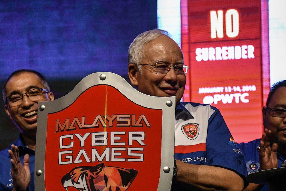 Photo of رئيس الوزراء الماليزي Najib Razak يعلن دعم حكومته لنشاطات ألعاب الفيديو التنافسية