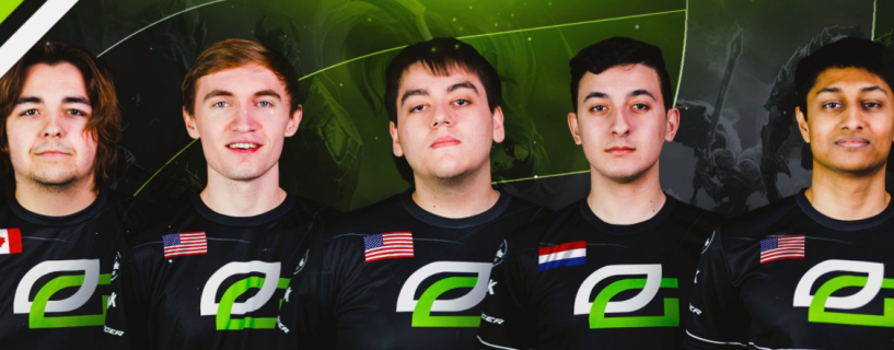 Here's OpTic Gaming full League of Legends academy roster