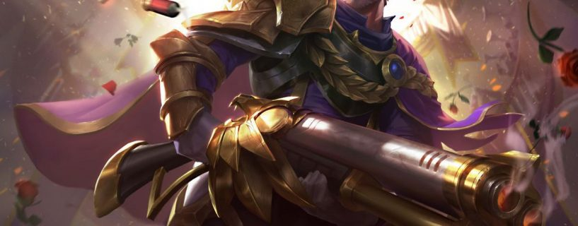 Some interesting changes for Graves with upcoming patch in League of Legends