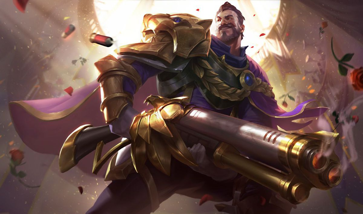 Photo of Some interesting changes for Graves with upcoming patch in League of Legends