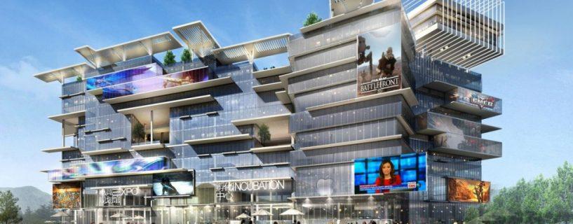 بناء أول ملعب مخصّص لمنافسات الرياضة الإلكترونية بالصّين
