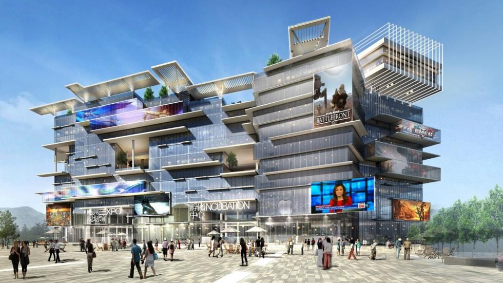 Photo of بناء أول ملعب مخصّص لمنافسات الرياضة الإلكترونية بالصّين