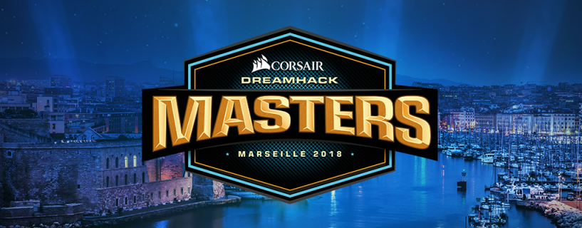 DreamHack Masters Marseille 2018 GCC Open Qualifier almost ending