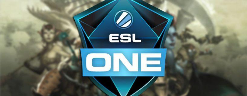 آخر أخبار منافسات بطولة ESL One Katowice DOTA 2 في منطقة بولندا