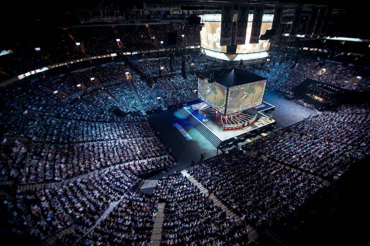 Esports Dubai X stadium