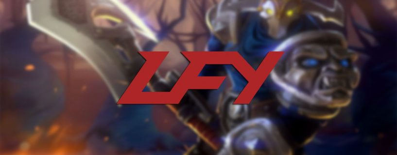 New players join LFY in DOTA 2