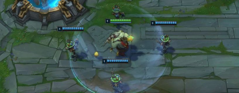 Iron Solari is getting a new active ability with Patch 8.5 in League of Legends